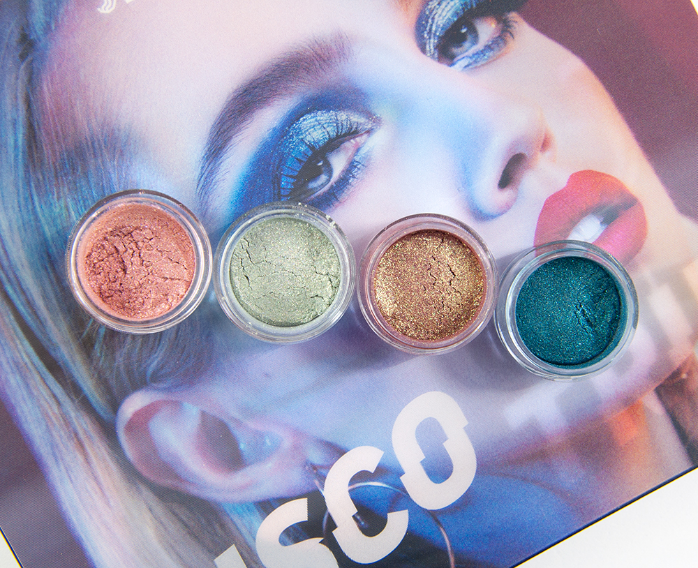 Beauty Bay Disco Trip Set Colour Play Pigments