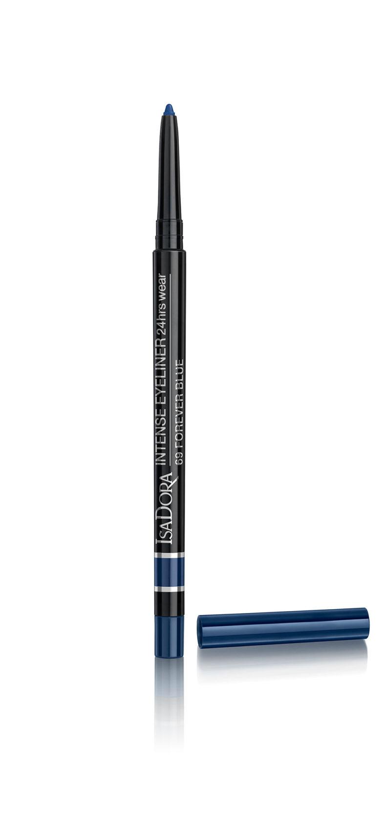 IsaDora Intense Eyeliner 24 hrs 69 Forever Blue