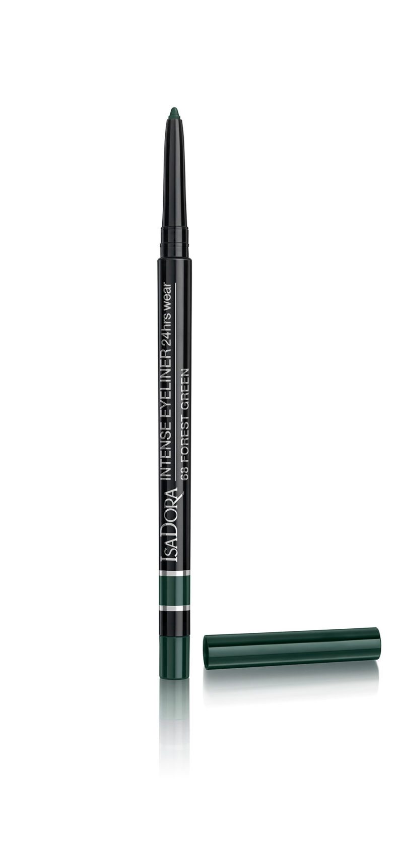 IsaDora Intense Eyeliner 24 hrs wear 68 Forest Green