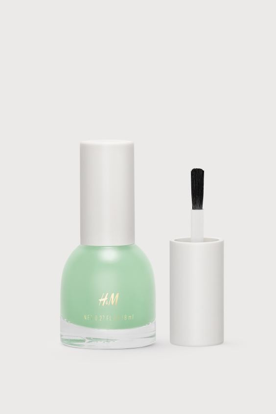 HM Retro Pastel Nail Colour002