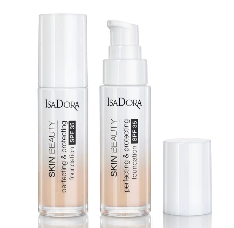 IsaDora Skin Beauty Perfecting Protecting Foundation SPF35