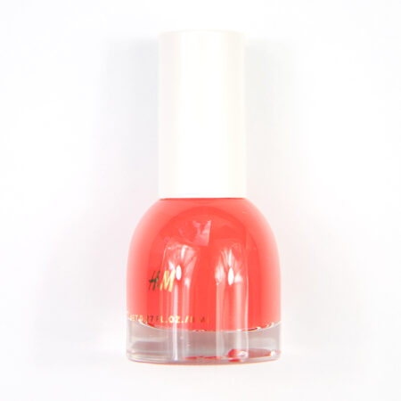 H&M Candied Tangelo Nail Polish