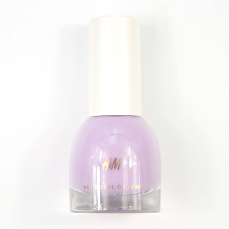 H&M Lilac Whimsy Nail Colour