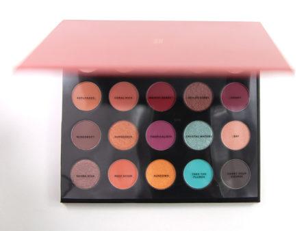 H&M Eyeshadow Palette Royal Resort Eye Colour Palette