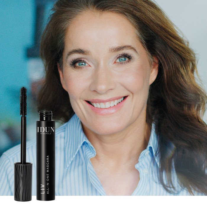 IDUN Minerals Liv All In One Mascara Agneta Sjödin