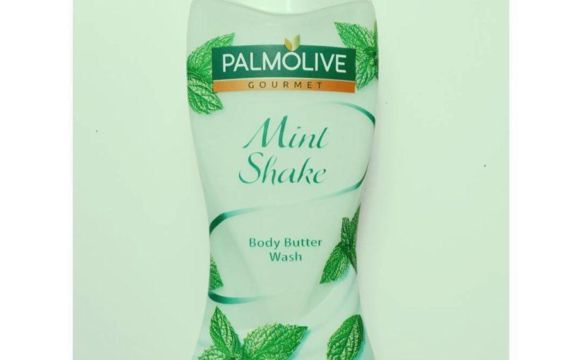 Palmolive Gourmet MINT SHAKE!