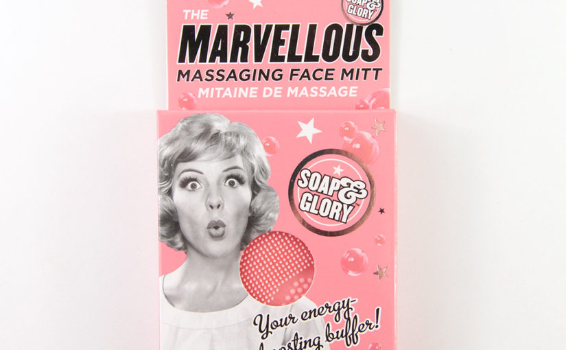 Soap & Glory The Marvellous Massaging™ Face Mitt