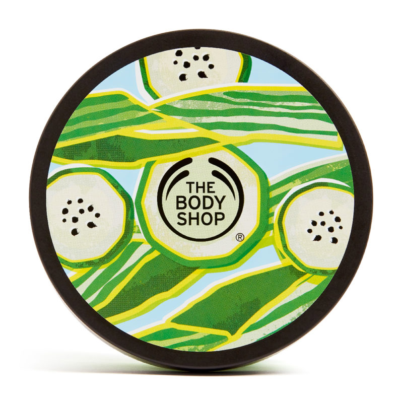The Body Shop Cool Cucumber Body Butter