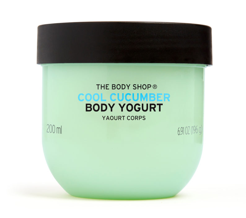 The Body Shop Cool Cucumber Body Youghurt