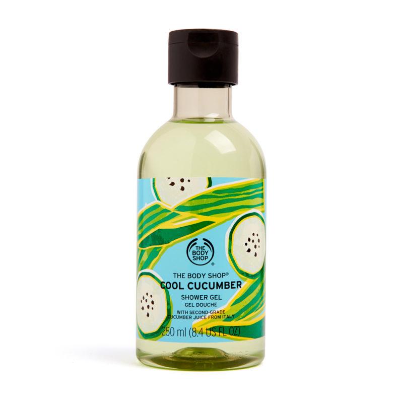 The Body Shop Cool Cucumber Shower Gel
