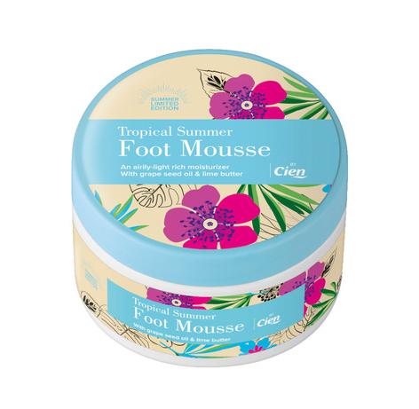 Cien Foot Mousse