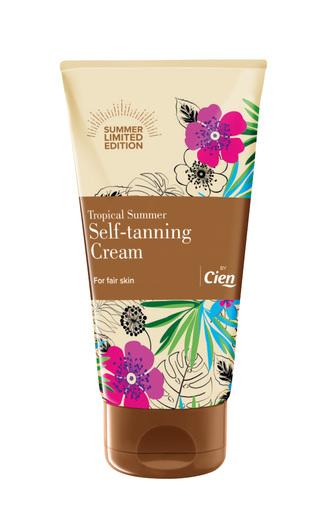 Cien Self-Tanning Cream