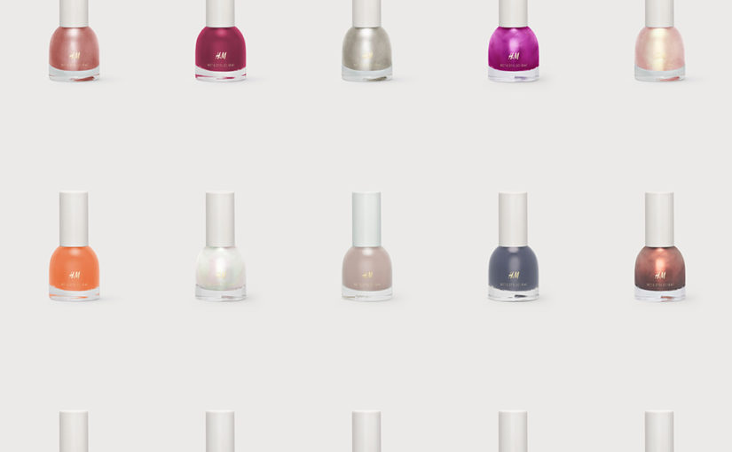 H&M Nail Polish Nyheter & Limited Edition 2020