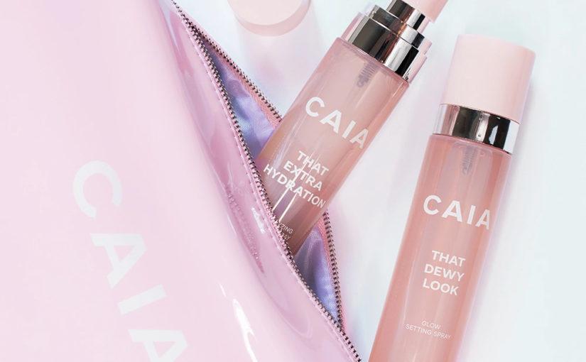 Nyhet! Caia Cosmetics Setting Spray