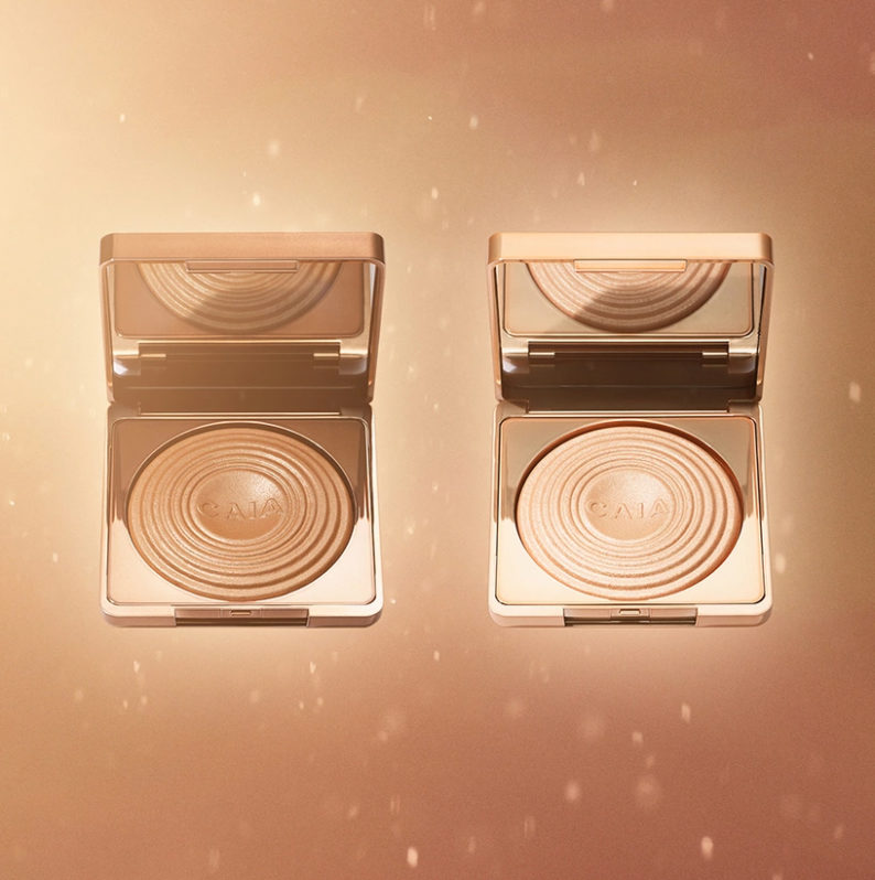 Caia Cosmetics Bronzer & Highlighter
