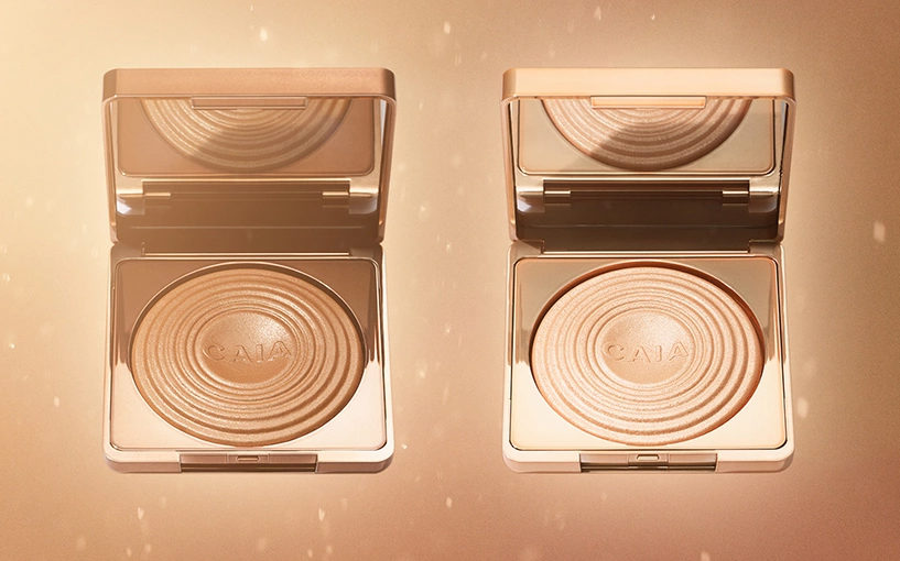 Nyhet! Caia Cosmetics Bronzer & Highlighter