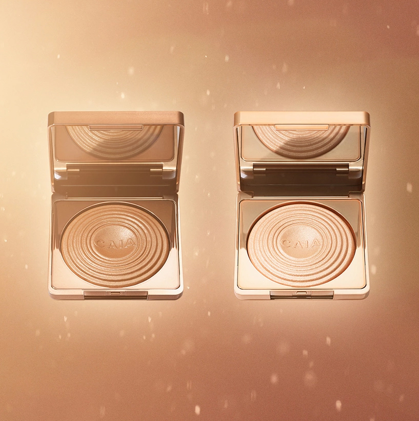 Nyhet! Caia Cosmetics Bronzer & Highlighter