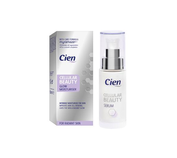 Cien Cellular Beauty Glow Moisturiser Serum