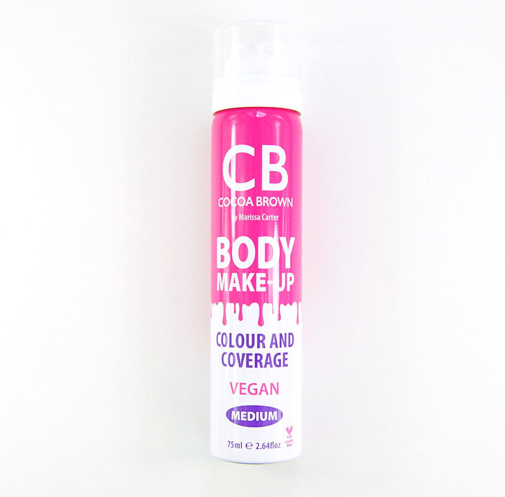 Cocoa Brown Body Make-Up