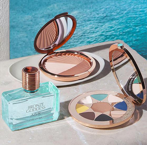 Estée Lauder Bronze Goddess Collection Summer 2020