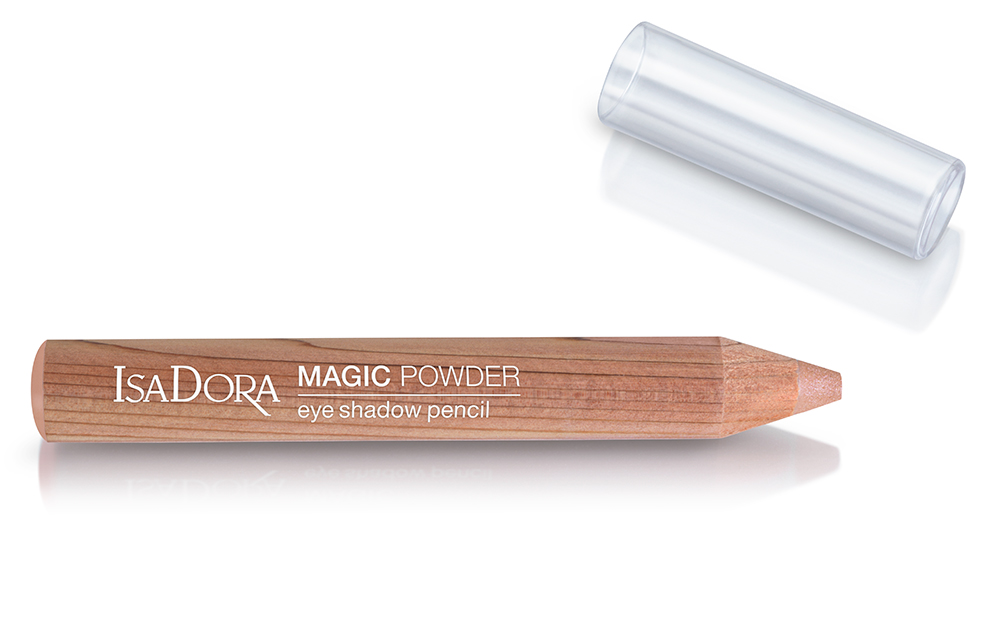 IsaDora 32 Dusty Rose Magic Powder Eyeshadow Pencil Bronzing Collection 2020