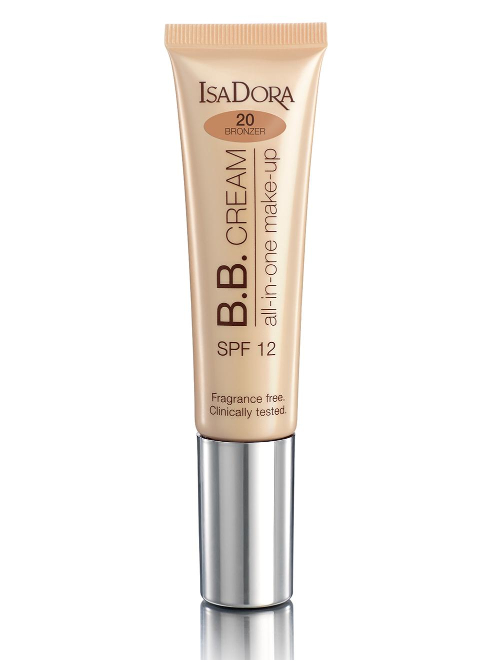 IsaDora BB Cream 20 Bronzer Bronzing Collection 2020