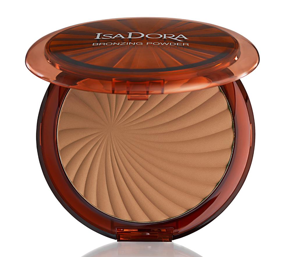 IsaDora Bronzing Powder Nude Flush Bronzing Collection 2020