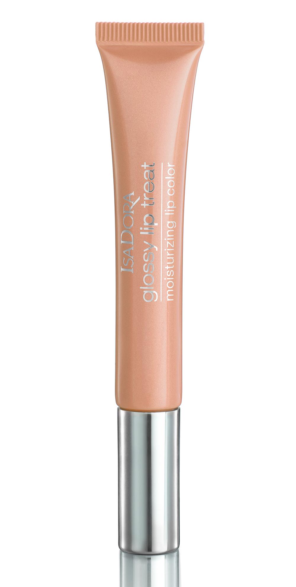 IsaDora Nude Vivacity 65 Glossy Lip Treat Bronzing Collection 2020