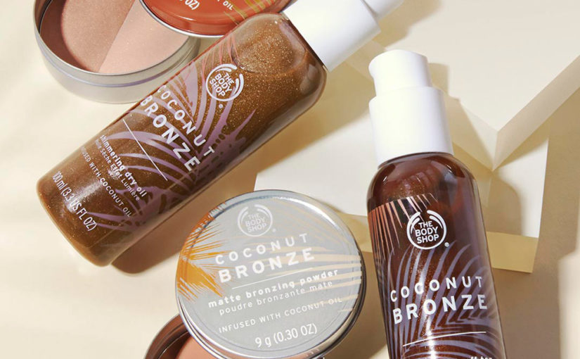 Nyhet! The Body Shop Coconut Bronze