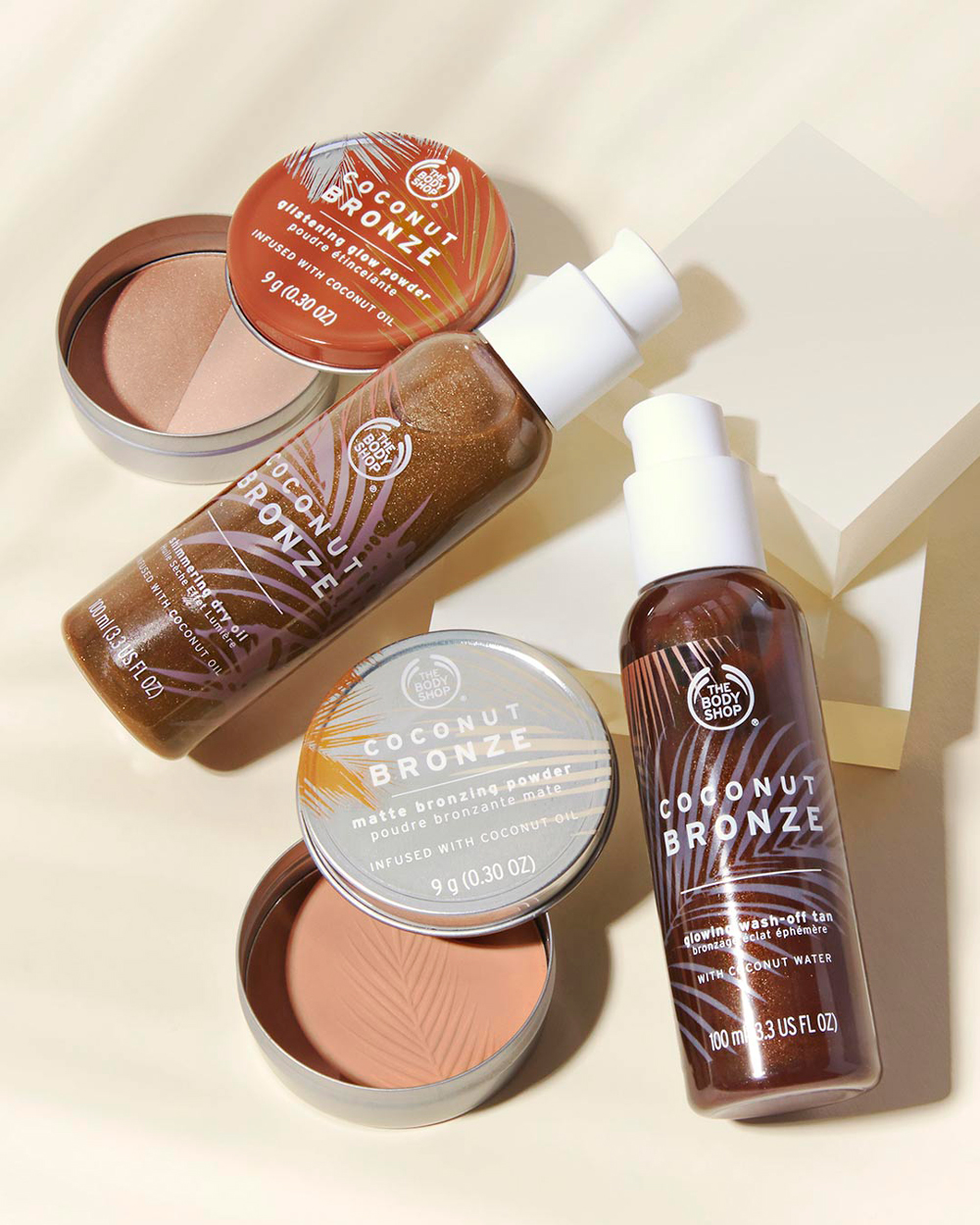 Nyhet! The Body Shop Coconut Bronze