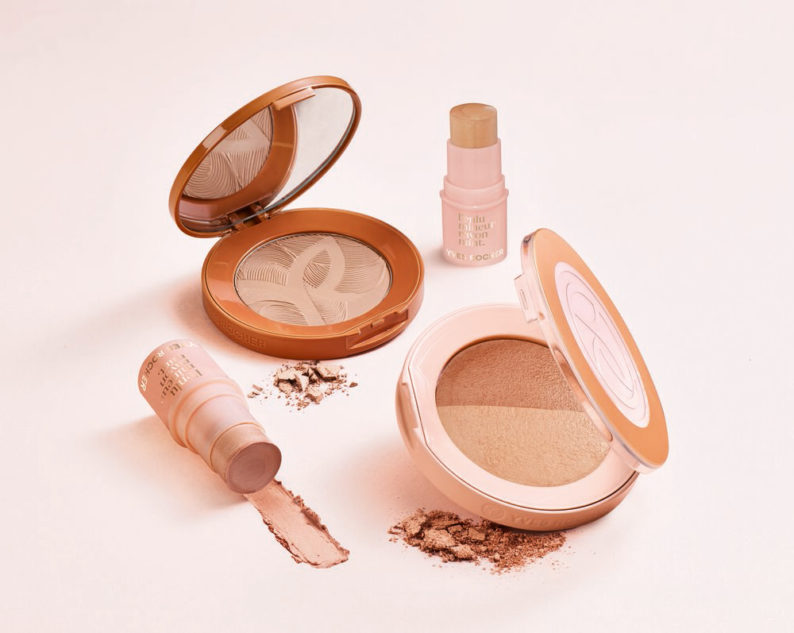 Yves Rocher Couleurs Nature Bronze & Highligters 2020