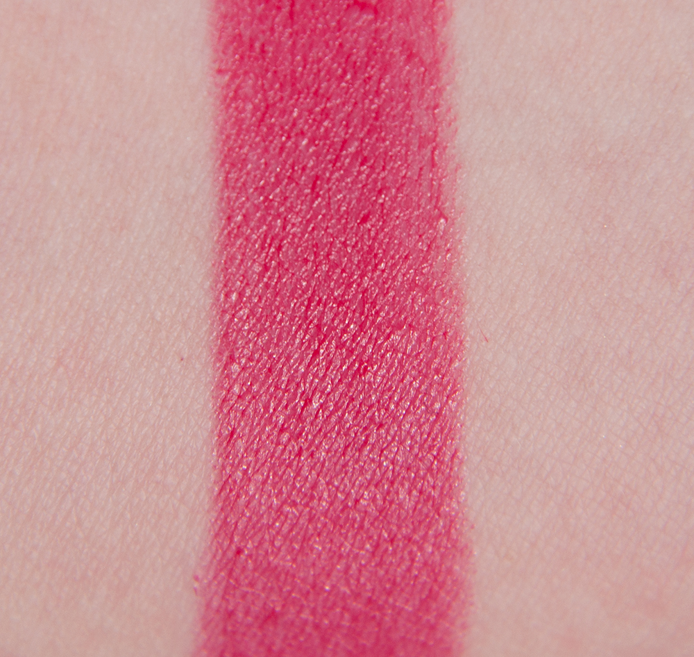 Cien Lipstick Swatches Raspberry Kiss 43