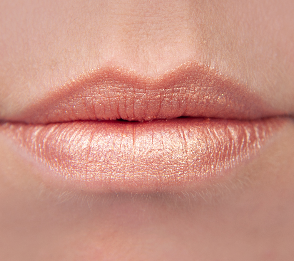 H&M Sweet Nothings Swatches Glitter Lip Colour