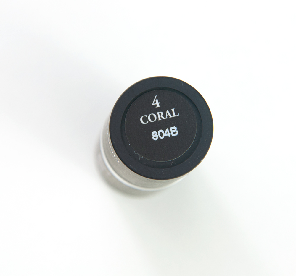 Lindex Coral Lipstick