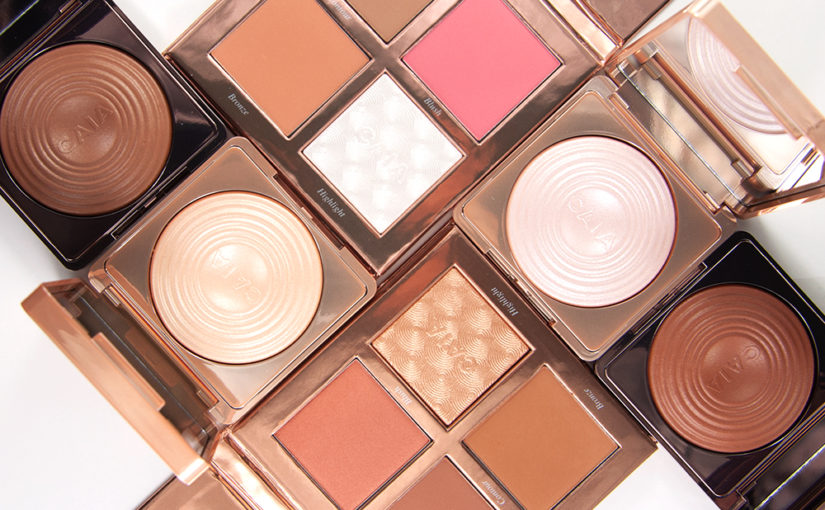CAIA Bronzers, Blush & Highlighters