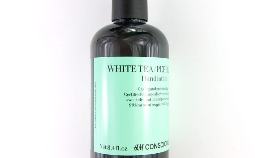 White Tea & Peppermint