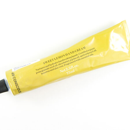 H&M Sweet Lemon Hand Cream