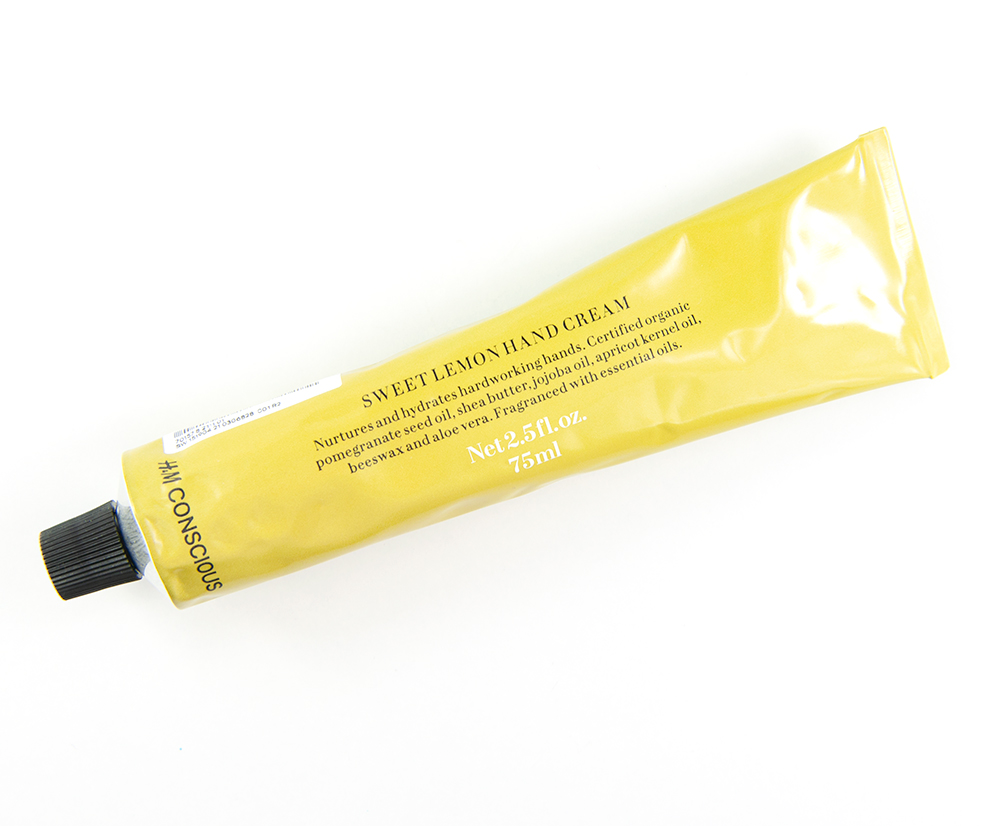 H&M Sweet Lemon Hand Cream