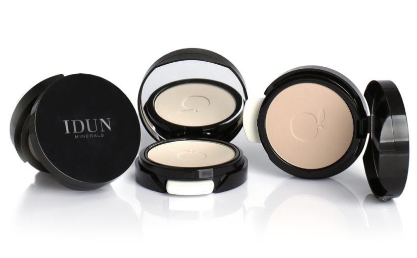 Nyhet! Idun Minerals 2-in-1 Pressed Powder & Foundation