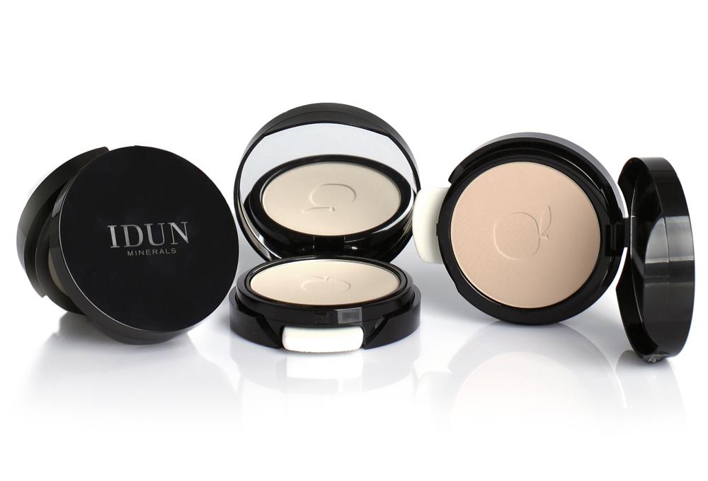 IDUN Minerals 2-in-1 Pressed Powder Foundation
