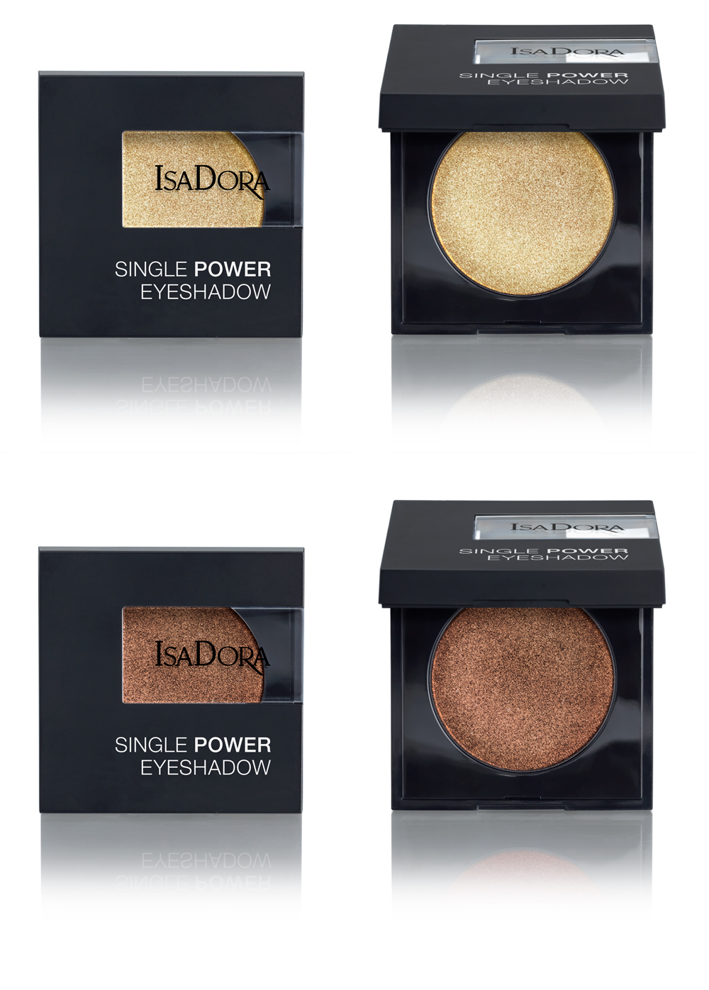 IsaDora Single Power Eyeshadoow