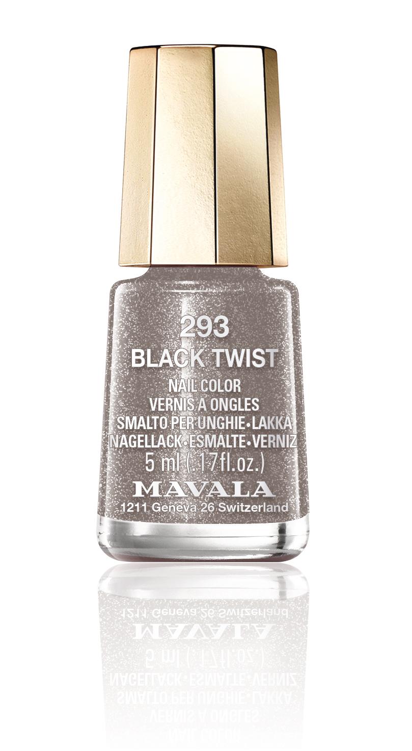 Mavala Black Twist