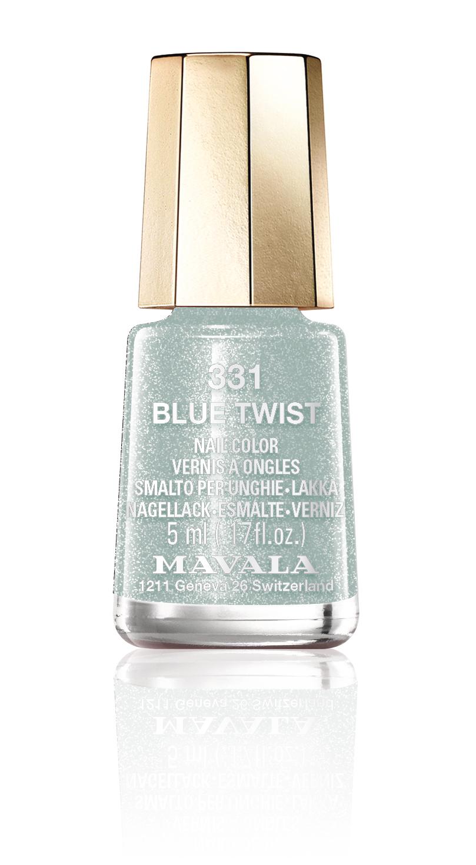 Mavala Blue Twist