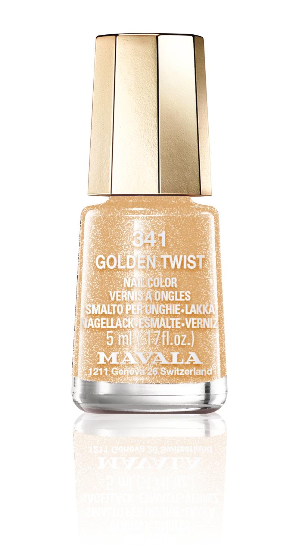Mavala Golden Twist