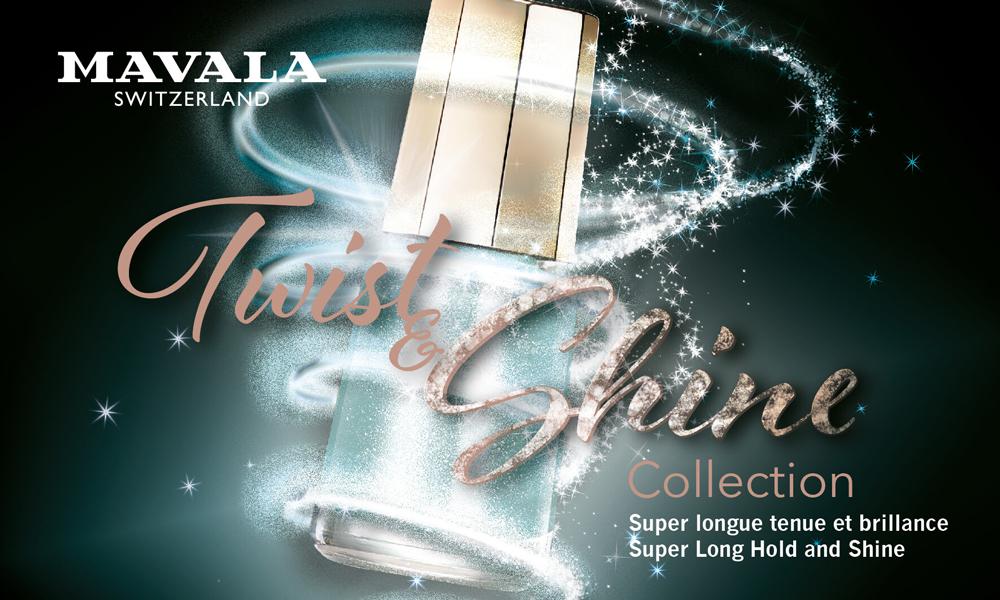 Mavala Twist & Shine Collection Winter 2020