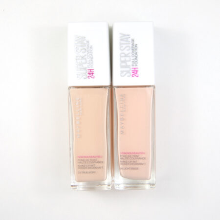 Maybelline Superstay 24h Full Coverage Foundation