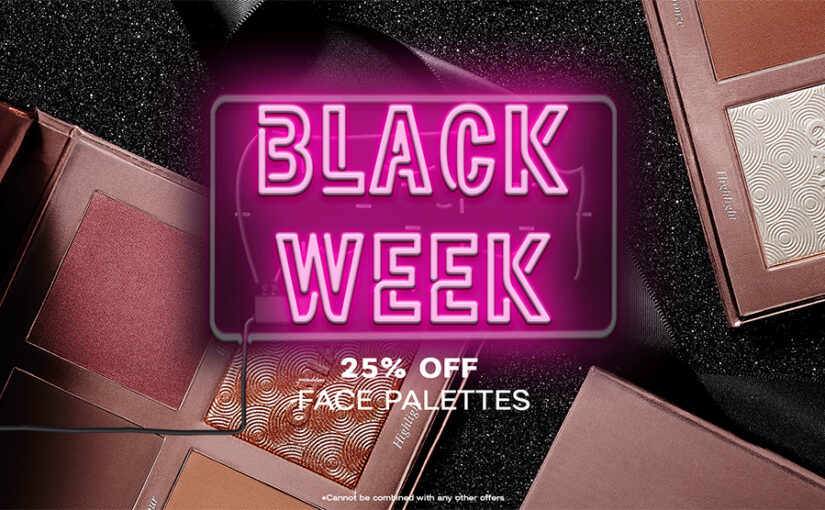 Black Week hos CAIA Cosmetics