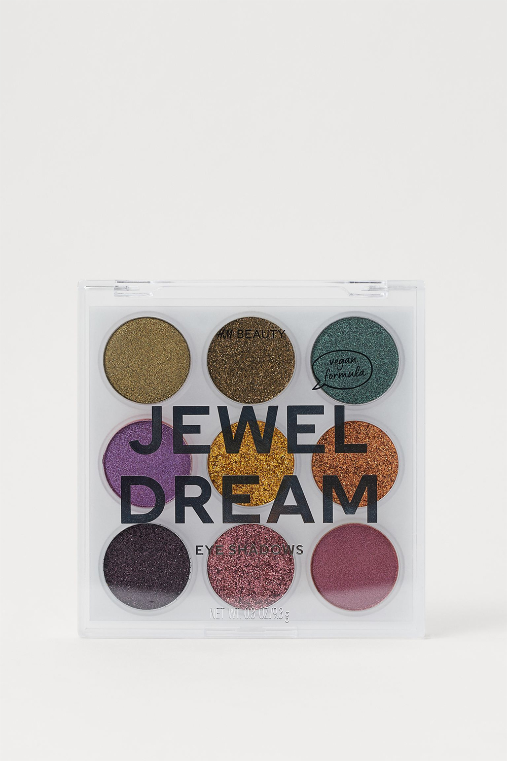 Jewel Dream Vegan Eye Shadow Palette by H&M