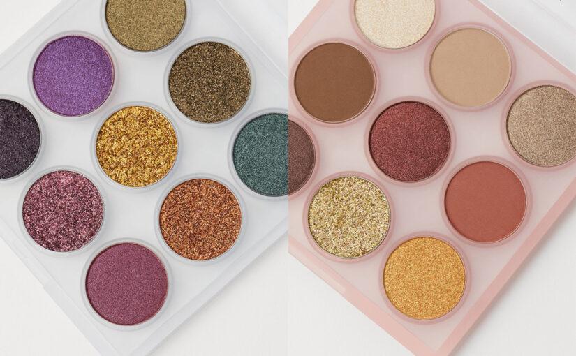 Nyhet! H&M Eye Shadow Palette Vegan Formula