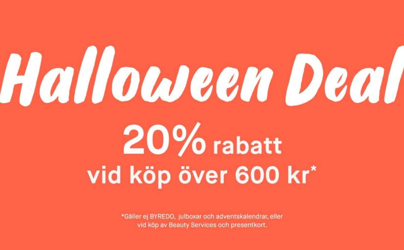 KICKS 20% rabatt vid köp över 600 SEK + fler novembererbjudanden!